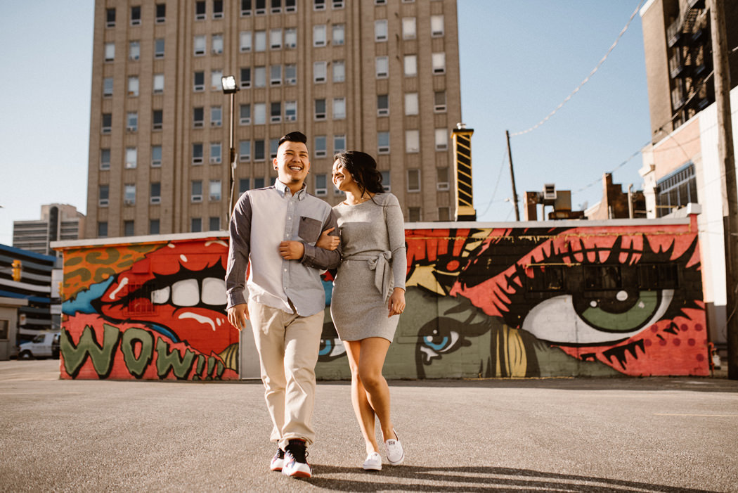 Windsor Ontario Engagement session